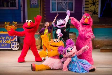 Sesame Street's Countdown to Halloween